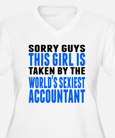 Taken By The Worlds Sexiest Accountant Plus Size T