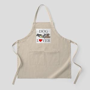Dog Lover BBQ Apron