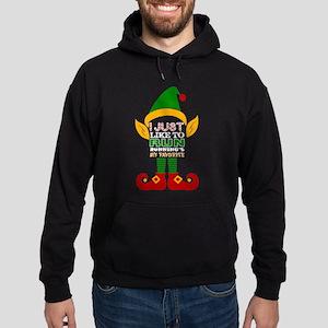 I Just Like To Run Runnings My Favorite Sweatshirt