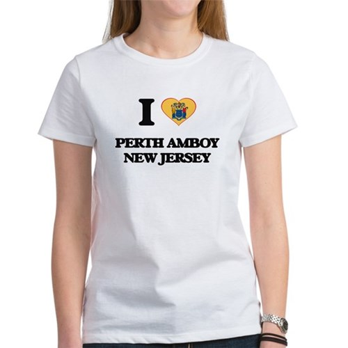 I love Perth Amboy New Jersey T-Shirt