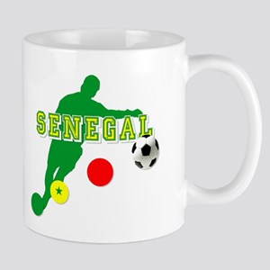 Senegal Soccer Mug