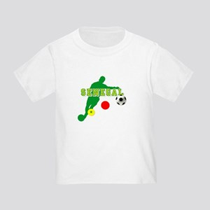 Senegal Soccer Toddler T-Shirt