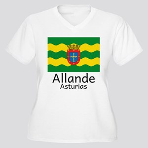 Allande DS Plus Size T-Shirt