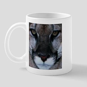 Panther Face Mug