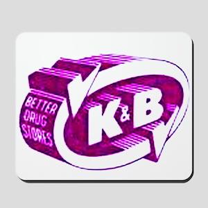 K & B Mousepad