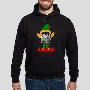 I Just Like To Lacrosse Lacrossings My Sweatshirt