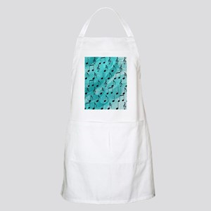 Music notes Apron