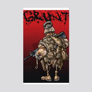 Siemper Grunt Rectangle Sticker
