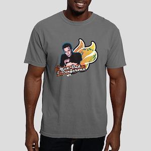 90210 Mad Bad & Dangerou Mens Comfort Colors Shirt
