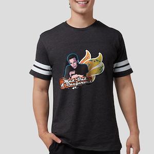90210 Mad Bad & Dangerous Mens Football Shirt