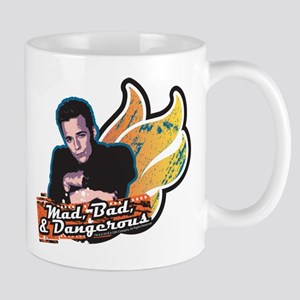 90210 Mad Bad & Dangerous 11 oz Ceramic Mug