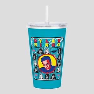 90210 Dylan Bingo Acrylic Double-wall Tumbler