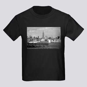 new york city Kids Dark T-Shirt
