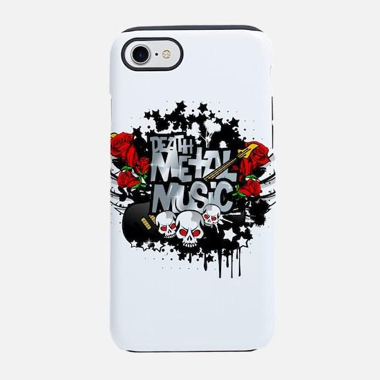 Death Metal iPhone 7 Tough Case