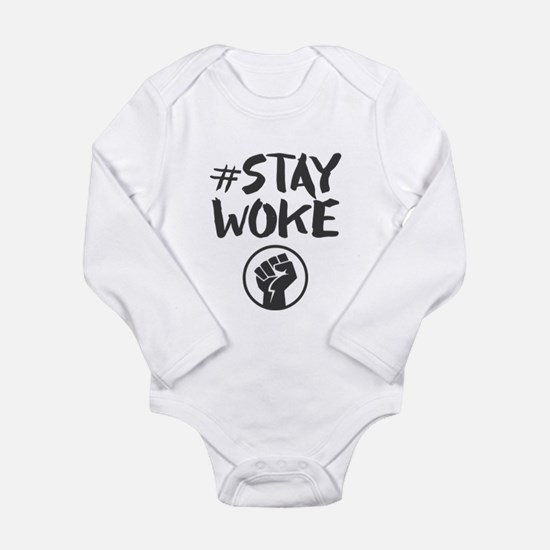 Stay Woke - Black Lives Matter Body Suit