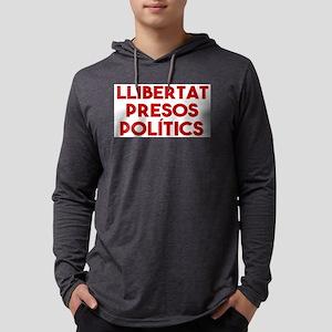 Llibertat Presos Polítics Long Sleeve T-Shirt