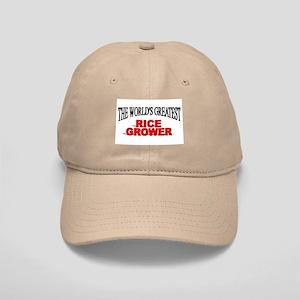 """The World's Greatest Rice Grower"" Cap"