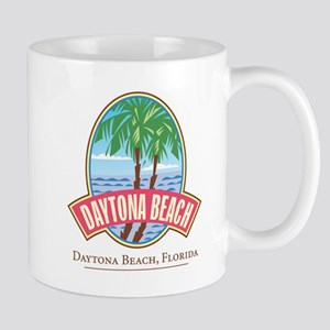 Retro Daytona Beach - Mug
