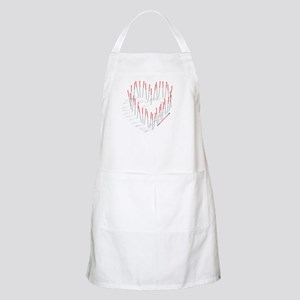 I HEART ACUPUNCTURE BBQ Apron