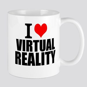 I Love Virtual Reality Mugs