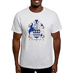 Bringhurst Family Crest Light T-Shirt