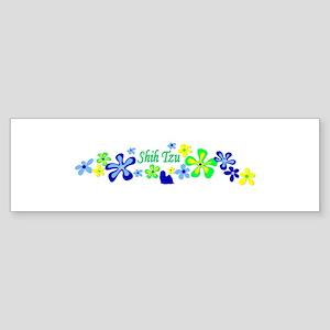 Shih Tzu Sticker (Bumper)
