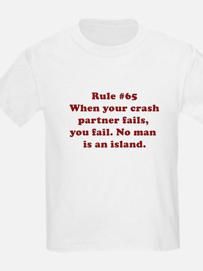 Rule #65 T-Shirt