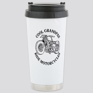 Cool Grandpas Rid 16 oz Stainless Steel Travel Mug