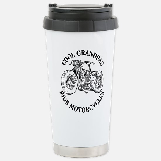 Cool Grandpas Rid Travel Mug