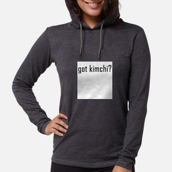 gotkimchi1.jpg Long Sleeve T-Shirt