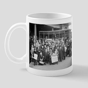 Rose's Royal 25 Midgets Mug