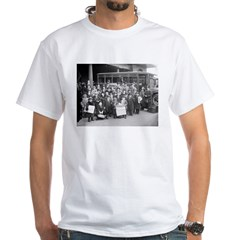 Rose's Royal 25 Midgets White T-Shirt