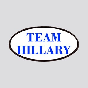 Team Hillary-Bod blue 421 Patch