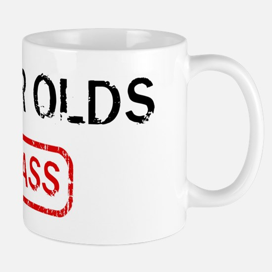 23 YEAR OLDS kick ass Mug