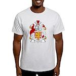 Brandon Family Crest  Light T-Shirt