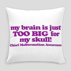 Chiari Malformation Awareness - Brain Everyday Pil