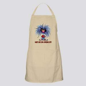 Zoink Looking BBQ Apron