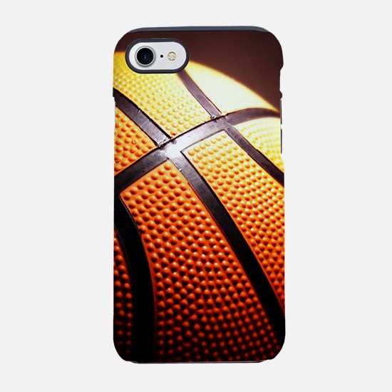 Basketball Ball iPhone 7 Tough Case