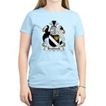 Braddock Family Crest  Women's Light T-Shirt