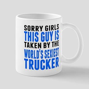 Taken By The Worlds Sexiest Trucker Mugs