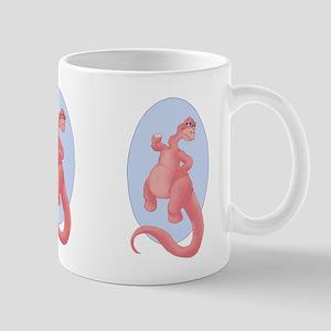 Brontosaurus Stomp Mugs