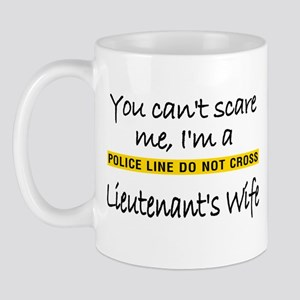 Lieutenant's Wife Mug