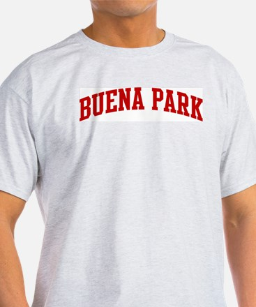 BUENA PARK (red) T-Shirt