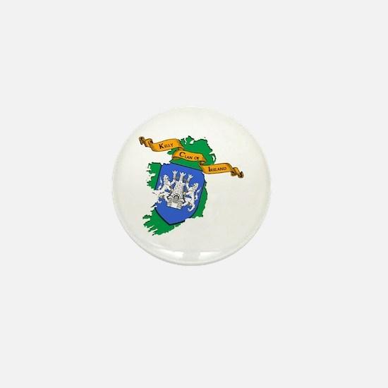 Unique Kelly Mini Button