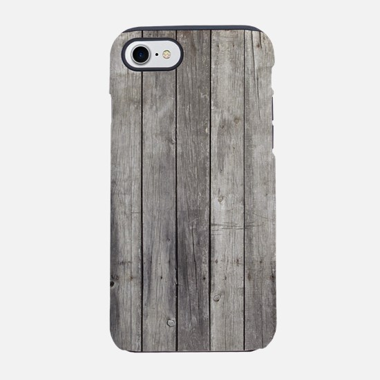 Old Wood Planks iPhone 7 Tough Case