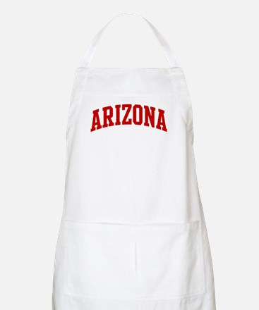ARIZONA (red) BBQ Apron