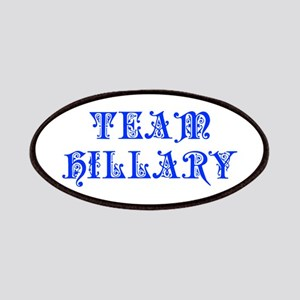 Team Hillary-Pre blue 550 Patch