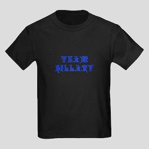 Team Hillary-Pre blue 550 T-Shirt
