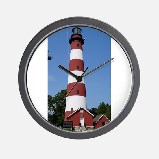 Unique Lighthouse Wall Clock
