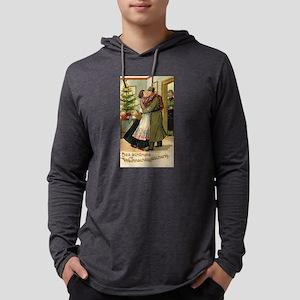 Retro Vintage German Soldier C Long Sleeve T-Shirt